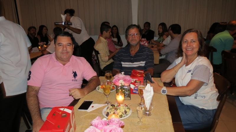 Sindicomércio promove jantar em comemoração ao dia do jornalista