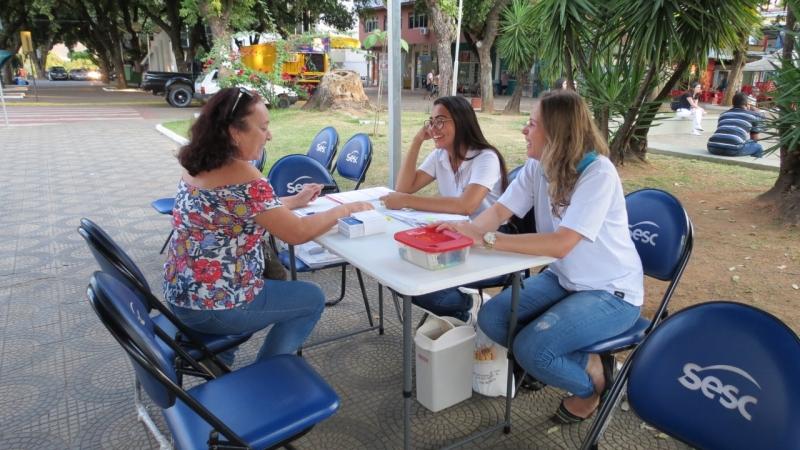 Resultados do Projeto Sesc Saúde Mulher são apresentados