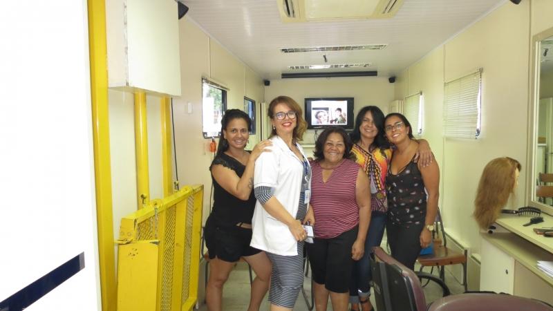 Workshops nas Unidades Móveis marcam os 40 anos do Sindicato