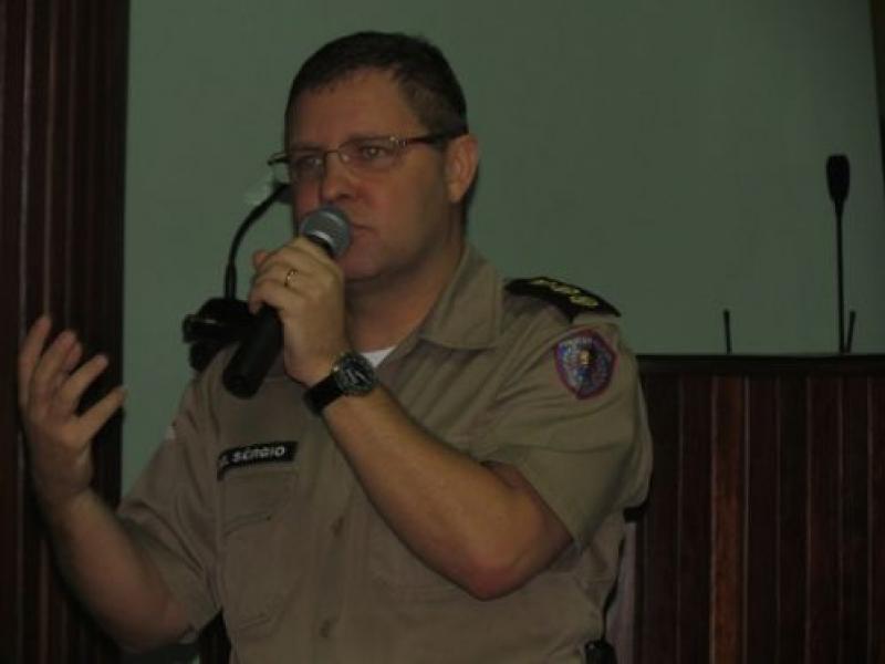 Polícia Militar e Sindicomércio promovem palestra sobre o