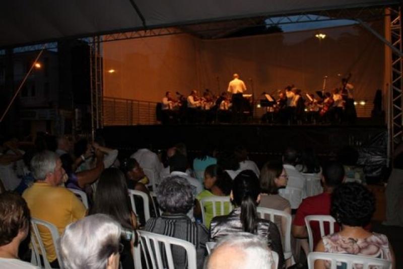 Sindicomércio apoia a apresentação da Orquesta do SESI em Valadares