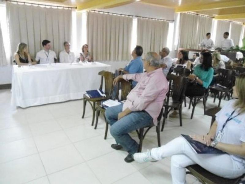 Valadares se despede do Projeto OdontoSESC