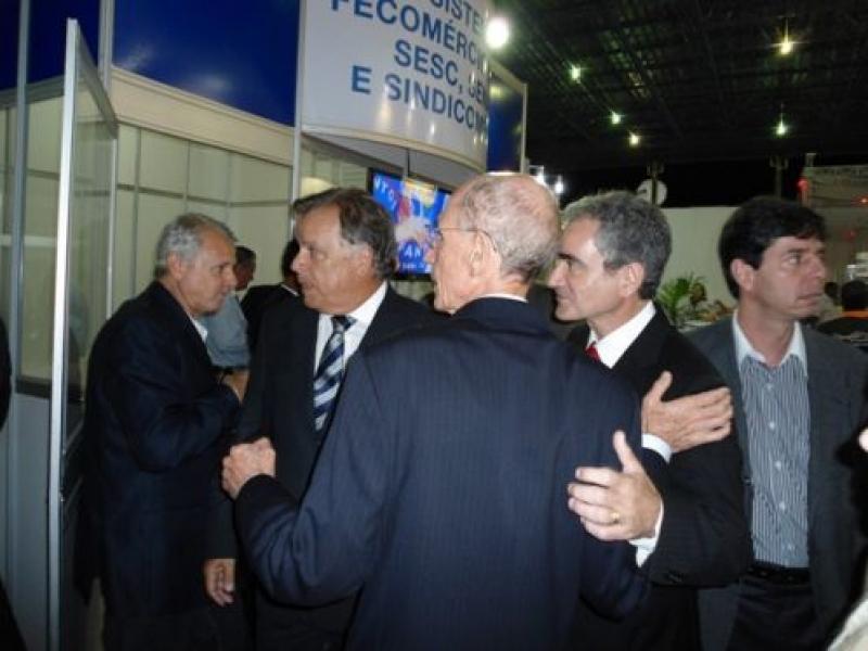 Sistema Fecomércio Minas, SESC, Senac e Sindicomércio movimentam a Expoleste 2012