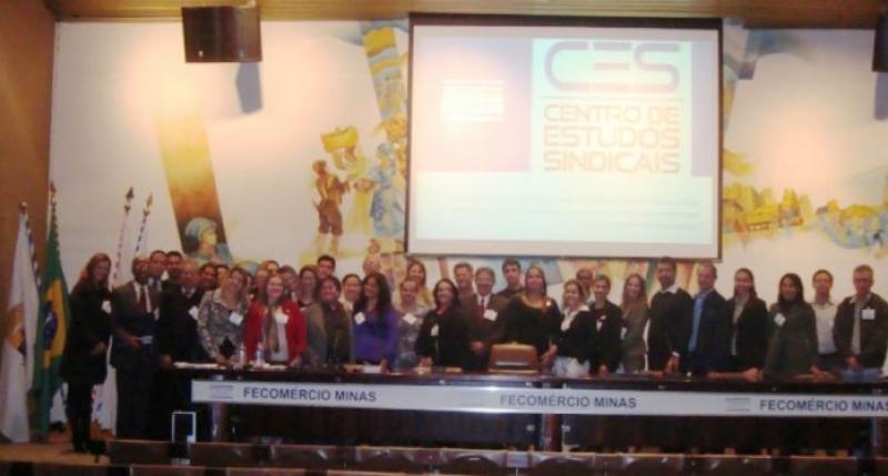 SEGS e CES mobilizam sindicatos de Minas Gerais