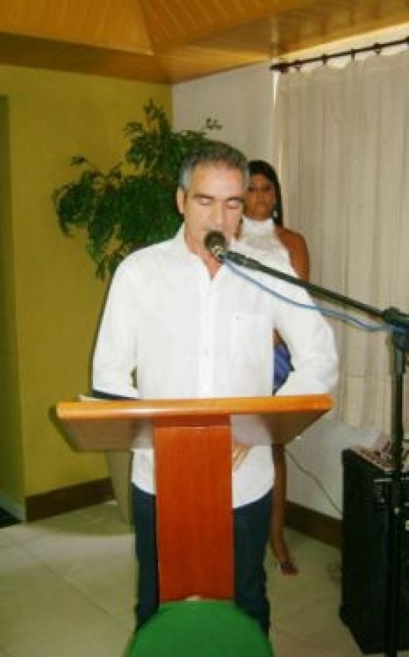 Posse da nova diretoria - Gestão 2010 a 2014