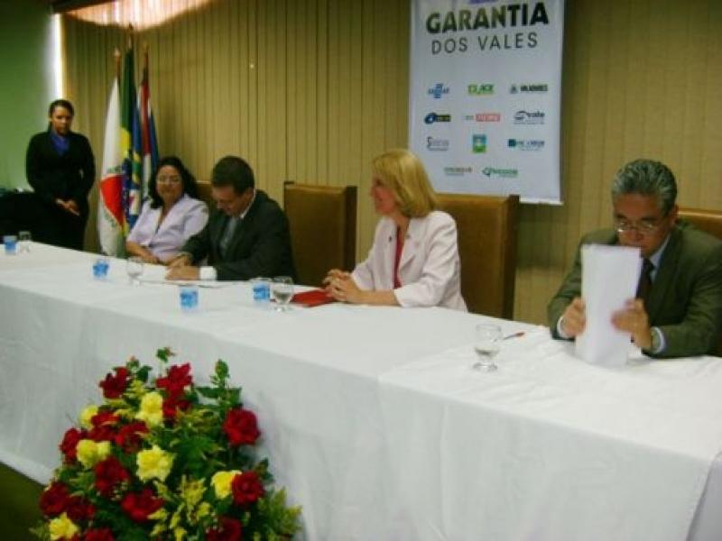Lançamento da Associação de Garantia de Crédito do Leste de Minas