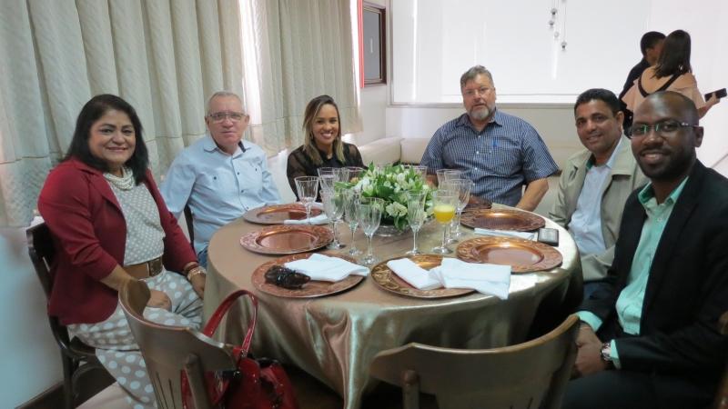 Entidades promovem almoço em comemoração a Expoleste 2018